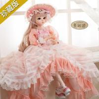 ?娃娃芭比娃娃bjd娃娃仿真洋娃娃60厘米儿童玩具女孩?