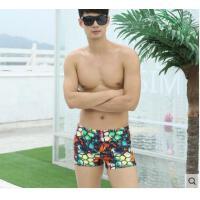 户外平角游泳裤男士松情侣性感泳装温泉泳衣速干沙滩裤宽