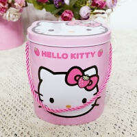 宝宝诞生满月回礼百天周岁十岁生日宴喜糖盒伴手礼小礼品 凯蒂猫