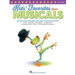 【预订】Kids' Favorites from Musicals 9781480352384