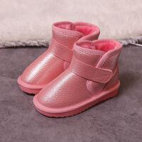 №【2019新款】冬天小朋友穿的女童靴新款宝宝雪地靴小女孩棉靴加厚长靴韩版鞋子