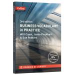 柯林斯商务英语词汇练习 英文原版 Business Vocabulary in Practice 全英文版进口管理类书