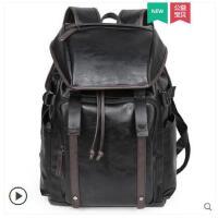 男士背包韩版校潮流书包旅行旅游包园双肩包 男生大学生时尚