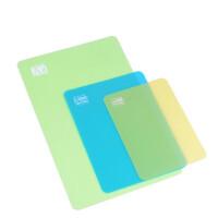 书写垫板 A3/A4/A5/B6 4个规格可选 复写板/塑料垫板 康百 学生写字板