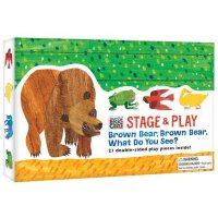 The World of Eric Carle: Brown Bear, What Do You See? Stage