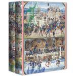 甲骨文丛书・百年战争(第一卷):战争的试炼(全2册) 沃尔夫森历史奖得主乔纳森・萨姆欣历时三十年精心编写的皇皇巨著。《