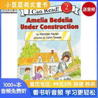 Amelia Bedelia Under Construction阿米利亚波德里亚去装修#