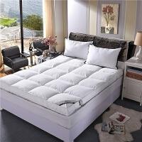 加厚保暖超软床垫学生寝室垫被单人宿舍1米2床褥子1.5m双人榻榻米