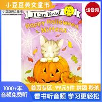 #英文原版 Happy Halloween, Mittens [4-8岁]