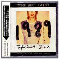 现货正版 泰勒・史薇芙特:特卡拉OK 1989 CD DVD 首发豪华版双碟 2张光碟