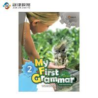 原版进口 语法专项第二版My First Grammar 2级别练习册 少儿英语 初级语法