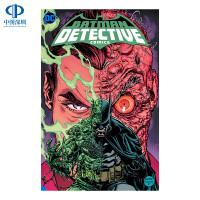英文原版 DC 蝙蝠侠:侦探漫画第5卷:小丑战争 Batman: Detective Comics Vol. 5: Th