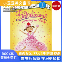 #英文原版 Pinkalicious and the Cupcake Calamity