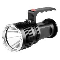 强光手电筒氙气手提灯远射探照灯可充电