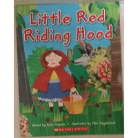 英文原版 Little red riding hood