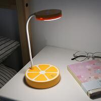 可充电式糖果色led台灯B护眼书桌卧室床头阅读学生宿舍电池节能灯