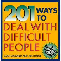 【预订】201 Ways to Deal with Difficult People