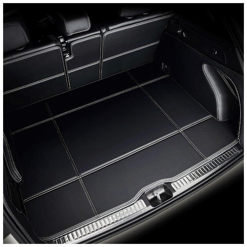 2018款丰田RAV4荣放汉兰达7座 凯美瑞普拉多全包围汽车后备尾箱垫  需要发票、大件运费请联系客服,更多优品优惠等您来选购!