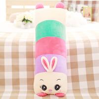 可爱卡通熊猫抱枕 大号毛绒玩具公仔 双人靠垫枕头可拆洗生日礼物