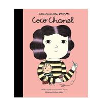 【预 售】【Little People, Big Dreams】Coco Chanel,【小人物,大梦想】香奈儿 儿童趣
