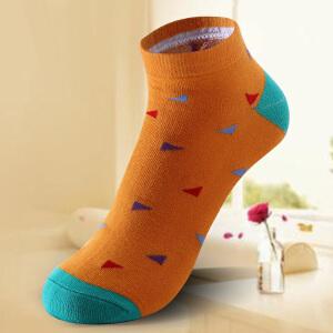 5双浪莎女袜纯棉夏季薄款短袜隐形袜吸汗防臭低帮船袜浅口运动袜