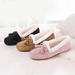 骆驼牌女鞋 新款甜美平底休闲豆豆鞋流苏蝴蝶结甜美女鞋
