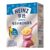【当当自营】 Heinz亨氏超金健儿优膳食纤维杂粮面条256g(团购电话:010-57992568)