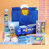 儿童文具套装礼盒小学生开学幼儿园学习用品男女生礼物批发