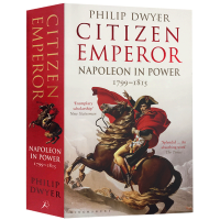 公民皇帝 执政的拿破仑 英文原版书 Citizen Emperor Napoleon in Power 卷二 法国军事