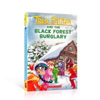 【全店300减100】英文原版 Thea Stilton #30: Black Forest Burglary 西娅姐妹