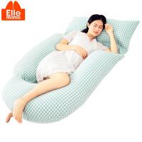 孕妇睡觉侧卧枕怀孕用品礼物 孕妇枕头护腰侧睡枕U型托腹侧睡