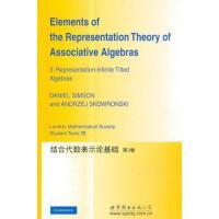 北京世图:结合代数表示论基础 第3卷