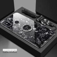 小米max3手机壳米mxa3玻璃保护套Ma3X钢化防摔Mi硅胶软硬壳x3女款3x全包边mx3创意6.