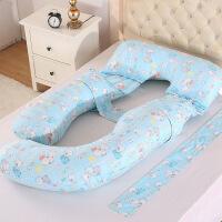 孕妇抱枕头肚垫护腰侧躺睡觉枕侧卧枕怀孕期托腹多功能春夏季神器
