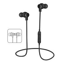 优品 蓝牙耳机可插内存卡MP3无线入耳塞式跑步运动适用于X iPhone8 4 5 6S 官方标配