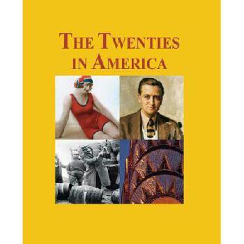 【预订】The Twenties in America -Volume 3 美国库房发货,通常付款后3-5周到货!