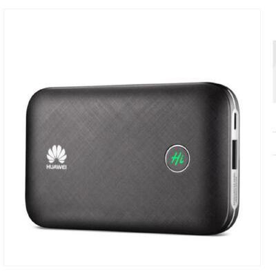 华为 E5771h-937 随行wifi pro 全球三网4G无线路由器 移动联通电信天际通上网宝随身3G 黑色金色可选 国内4G三网通 国外流量购买 上网宝移动电源