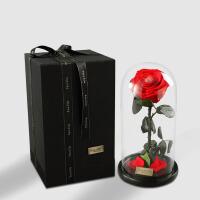 【限时直降3折】进口花材礼盒小王子永生玫瑰 PE005情人节圣诞节生日礼物送女友创意礼品