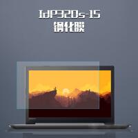 联想IdeaPad320S屏幕膜320笔记本保护膜500s钢化100s贴膜14寸15.6