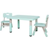 20180520041441158儿童桌椅套装幼儿园桌椅塑料游戏桌吃饭画画桌子可升降宝宝学习桌