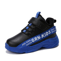 【品牌�惠:68元】�F人�B童鞋男童鞋子2019新款秋冬款秋季����中大童冬季�和��\�有�