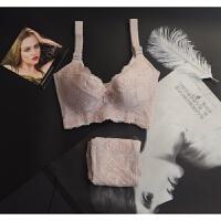 女儿腰调整型文胸收副乳聚拢下垂五排扣内衣女防下垂小胸胸罩