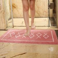 地毯门垫进门卫浴吸水地垫浴室卫生间洗手间厨房门口脚垫防滑垫