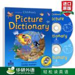 进口朗文小学英语彩图词典 英文原版 Longman Children's Picture Dictionary 6-1