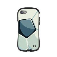 小蛮腰苹果7手机壳男款防摔8P个性XR创意潮牌iphone XS MAX硅胶6S 苹果7/8 4.7寸 足球