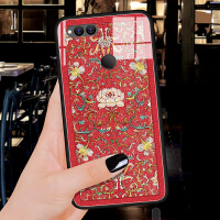 华为荣耀7X手机壳BND-AL10新款网红huawei民族风荣誉7X复古TL1o花纹honor7X个
