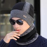 户外骑车冬帽保暖套头帽男士帽冬季包头帽护脖颈连体帽子