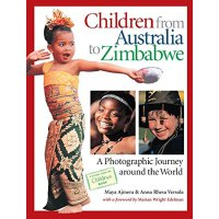 英文原版 Children from Australia to Zimbabwe