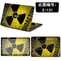 华硕笔记本外壳膜DX992L VM510L W519L X555L UX303L保护贴膜贴纸