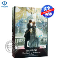 英文原版 最终幻想15:未来的曙光 精装豪华版 Final Fantasy XV: The Dawn of the Fu